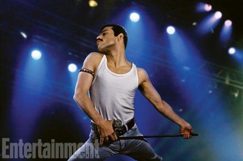Bohemian Rhapsody† Rami Malek